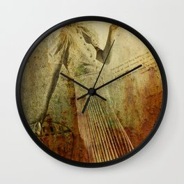 In Vogue Wall Clock