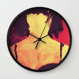 Uh Huh Her Wall Clock