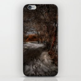 Danube II iPhone Skin