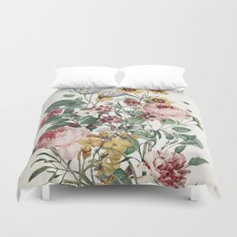 Romantic Garden Duvet Cover