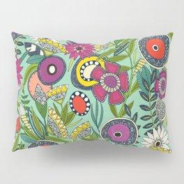 joie floral mint Pillow Sham