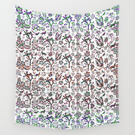 Joshua Tree Summer by CREYES Wall Tapestry