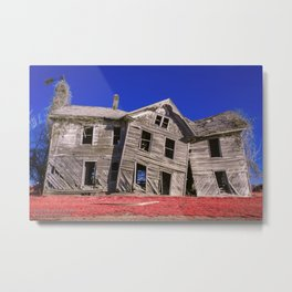 The Last Stand Metal Print