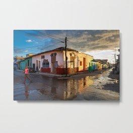 Trinidad after rain Metal Print