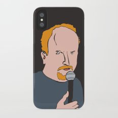 Louis CK iPhone X Slim Case