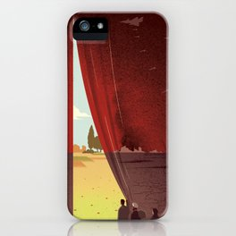 Hope Beyond the War iPhone Case