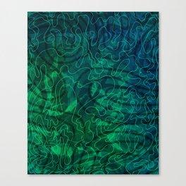 Hongoland-Holiday pattern Canvas Print