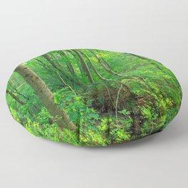 Forest 7 Floor Pillow