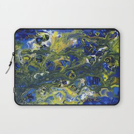 Seaweed in the Surf Laptop Sleeve