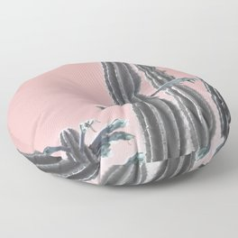 Cactus Bloom Floor Pillow