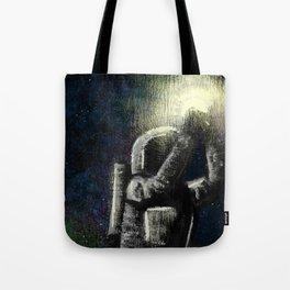Astronaut Starstar Tote Bag