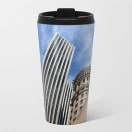 Hobart in the Sky Without Diamonds Travel Mug