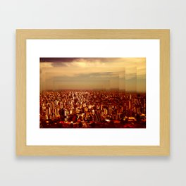 Assemble 1 Framed Art Print
