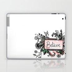 Believe Laptop & iPad Skin