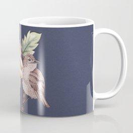 Brown Bird Coffee Mug
