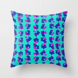Otras Flores Throw Pillow