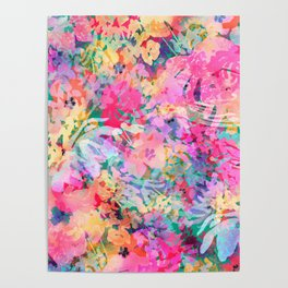 Cool Summer Morning Poster