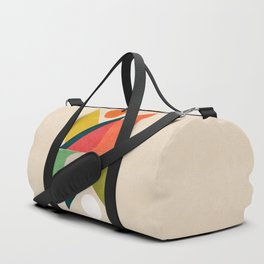 Reflection (of time and space) Duffle Bag