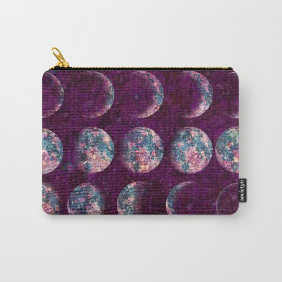 Celestial Moons Carry-All Pouch
