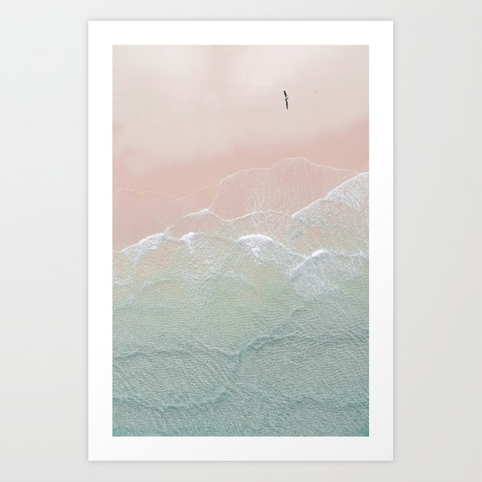 Ocean Walk II Kunstdrucke