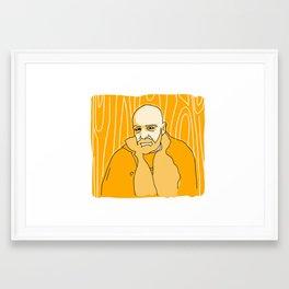Silverstein Framed Art Print