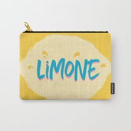 Limone (Lemon) Carry-All Pouch