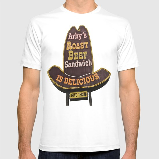 Awesome Arby T-shirt
