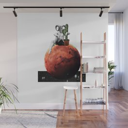 Aries - Collage Wall Mural
