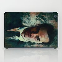 moriarty iPad Cases featuring Moriarty by Sirenphotos