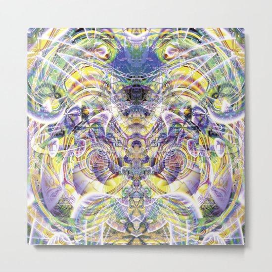 Transcendental Contemplation Metal Print