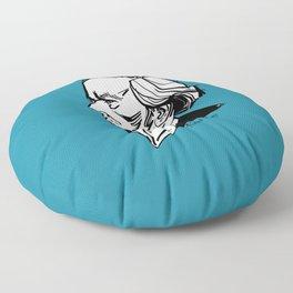 Richard Wagner Floor Pillow