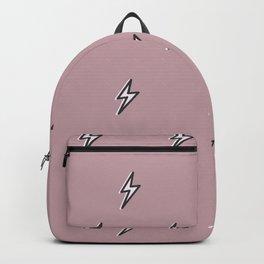 Power Pattern Backpack
