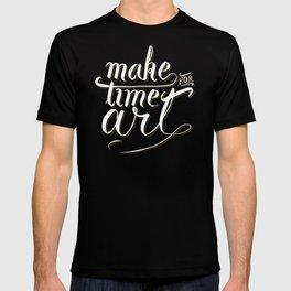 Make time for art T-shirt