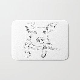 Pig # 00 Bath Mat
