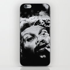 Rastafarian iPhone Skin