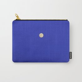 Moonrise at the sea. Blue hour.  Carry-All Pouch