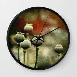 crowned heads Wall Clock