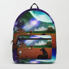 A Most Unusual Evening Backpack