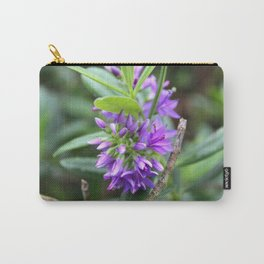 Purple Paradise Carry-All Pouch
