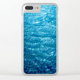 Stop Worrying So Much Clear iPhone Case