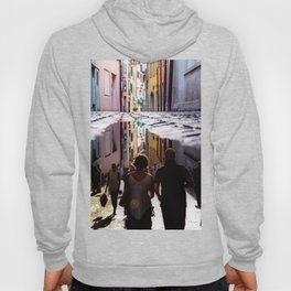 A Reflection of City Life by GEN Z Hoody