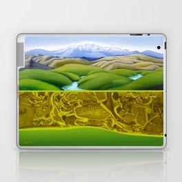 The Lie of the Land: Tararua Laptop & iPad Skin