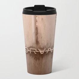 Rusty Corvair Travel Mug