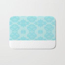 Blue Pattern 1 Bath Mat