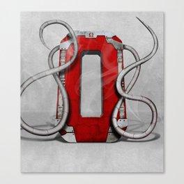 Superbet 'O' Canvas Print