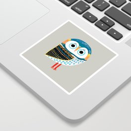 cutest owl Sticker