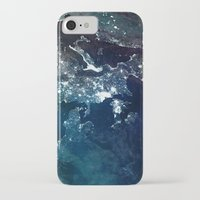 europe iPhone & iPod Cases featuring Europe UpsideDown by Marco Bagni