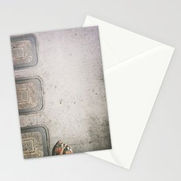 Three Water Sewers Stationery Cards