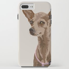 Macy the Chihuahua Dog iPhone Case
