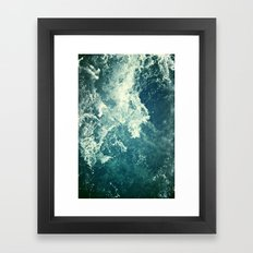 Water III Framed Art Print